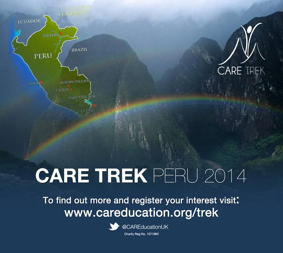 CARE Trek Peru
