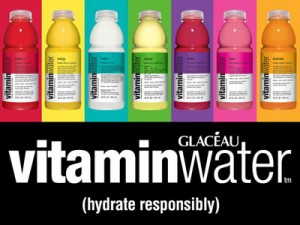 Start up business - Vitamin Water